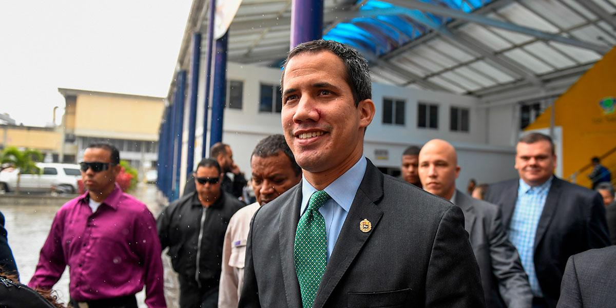 Juan Guaidó anuncia regreso de Venezuela a la Comunidad Andina de Naciones
