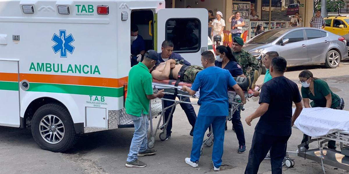Ataque contra el Ejército, en San Vicente del Caguán, deja dos soldados muertos