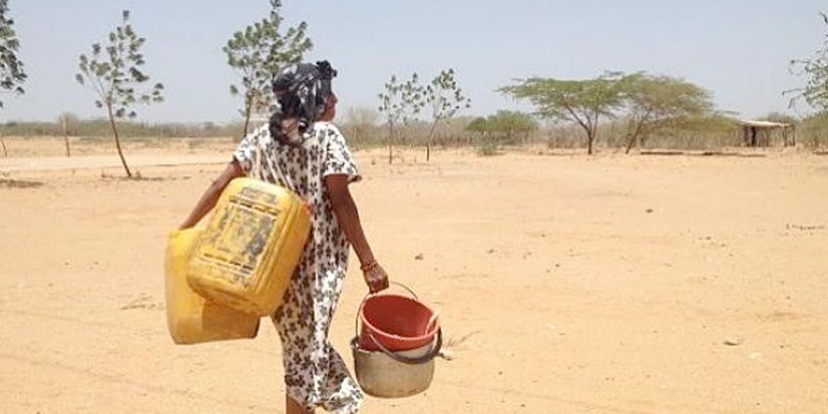 Reportan crisis de agua potable en 50 municipios por la sequía
