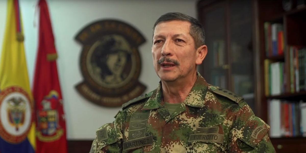 Se mantiene sanción por desacato contra el general (r) Nicacio Martínez