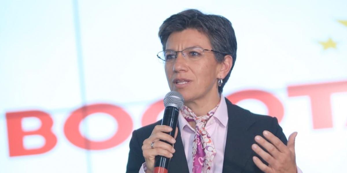 Alcaldesa de Bogotá pide seriedad frente a la alerta amarilla para evitar cerrar la ciudad