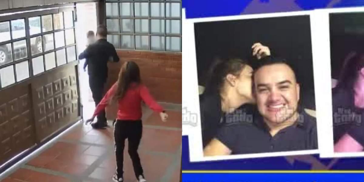 Video de manager de Yeison Jiménez golpeando a su exmujer