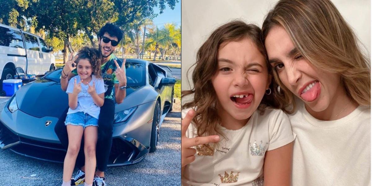 Hija James Rodríguez