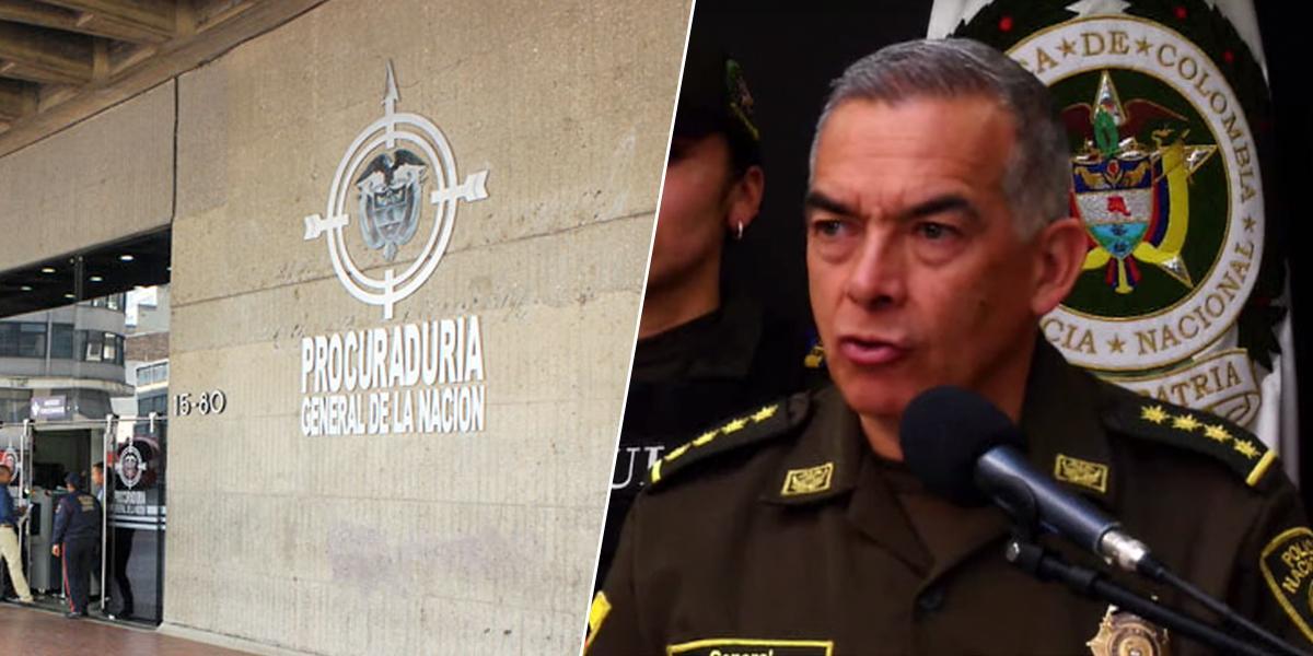 Ordenan pruebas testimoniales en proceso contra el general Óscar Atehortúa