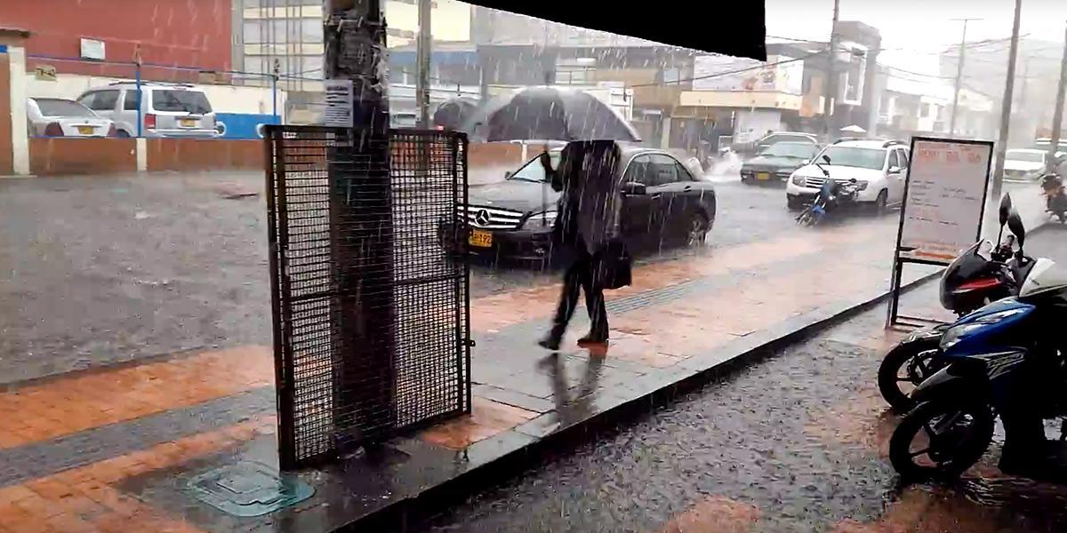 El Ideam alerta sobre la llegada de temporada de lluvias al país