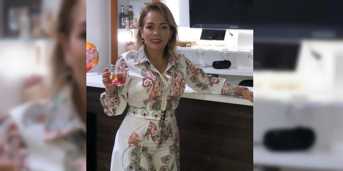 """El sorprendente cambio de look de Sandra Barrios, exesposa de Jessi Uribe, por el que le dicen """"divina"""""""