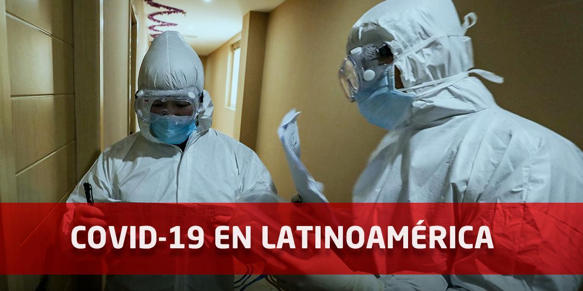 Brasil confirma primer caso de coronavirus