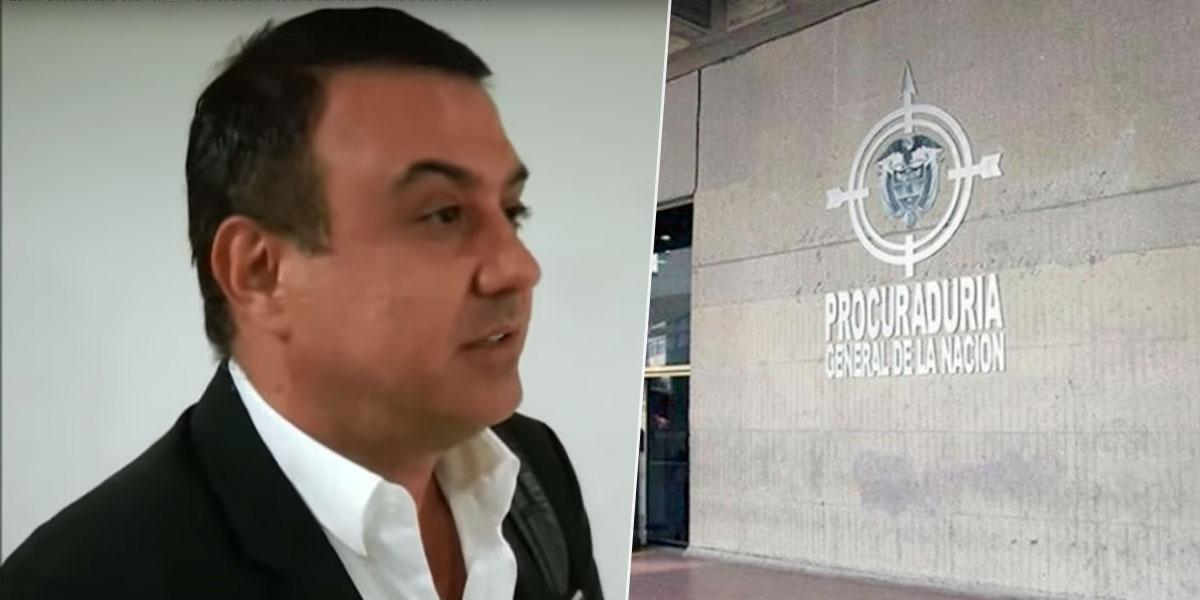 Destituyen e inhabilidad por 12 años a exgobernador de Córdoba, Edwin Besaile