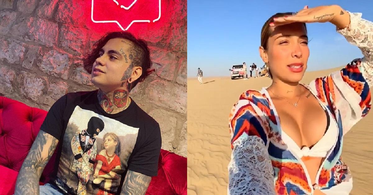 Nicolás Arrieta y Luisa Fernanda W / Foto: Instagram