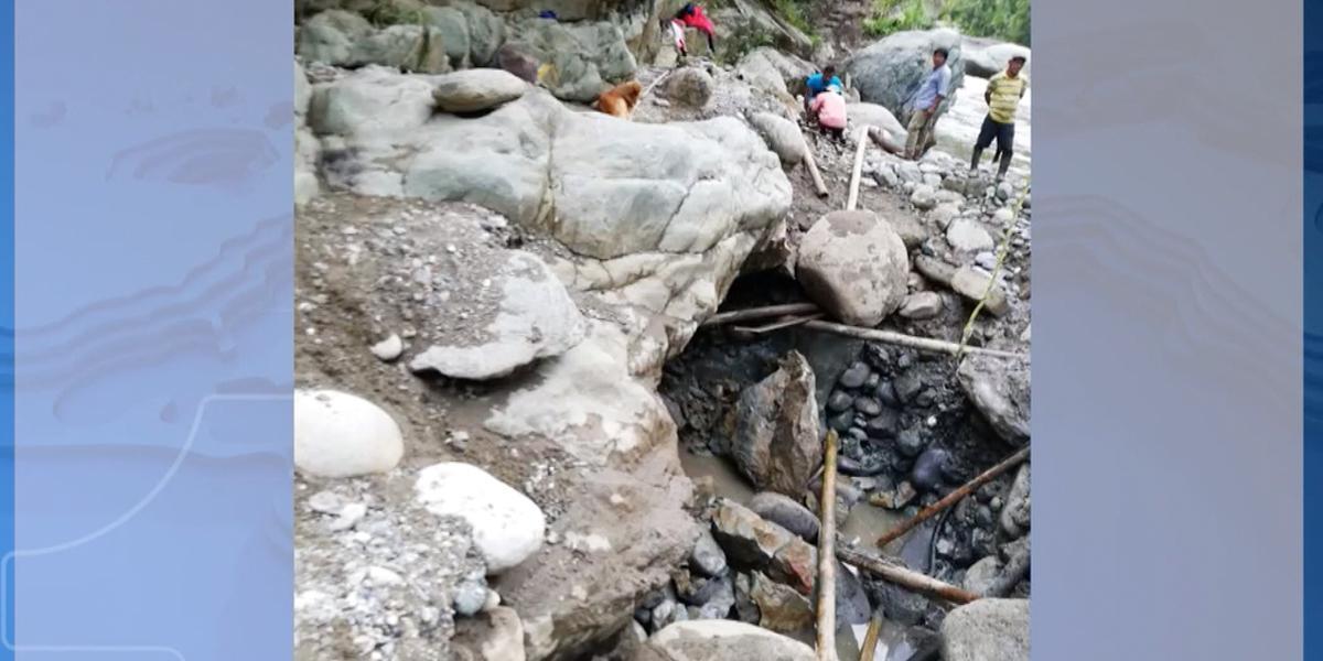Grave accidente en una mina artesanal en Toribío, Cauca