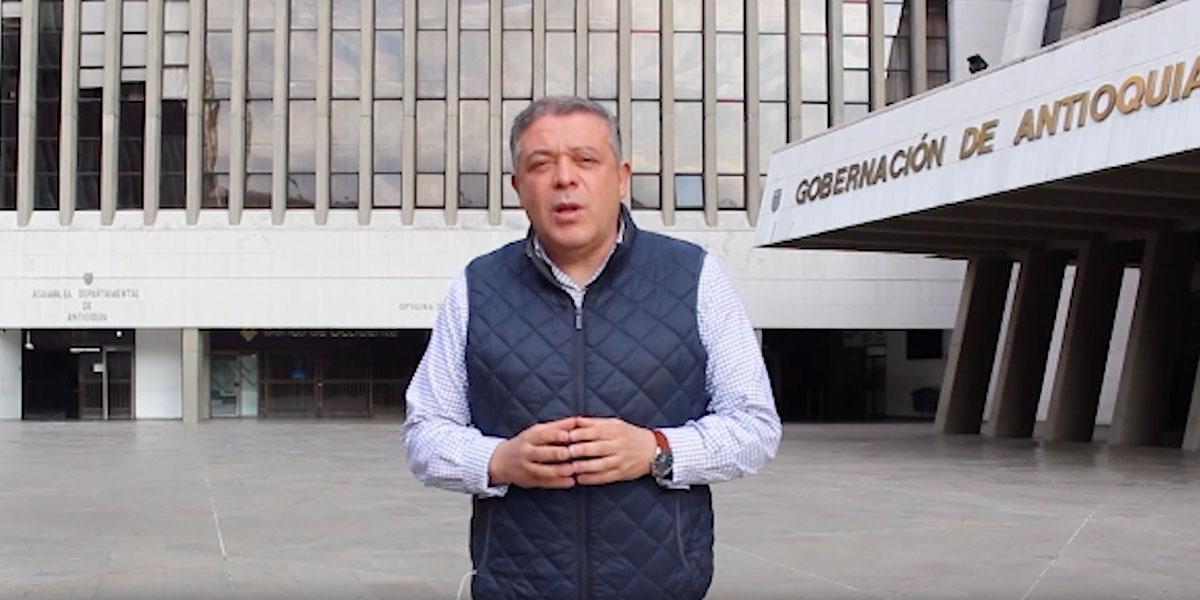Por injuria suspenden e inhabilitan por cuatro meses a exconcejal de Medellín, Bernardo Guerra