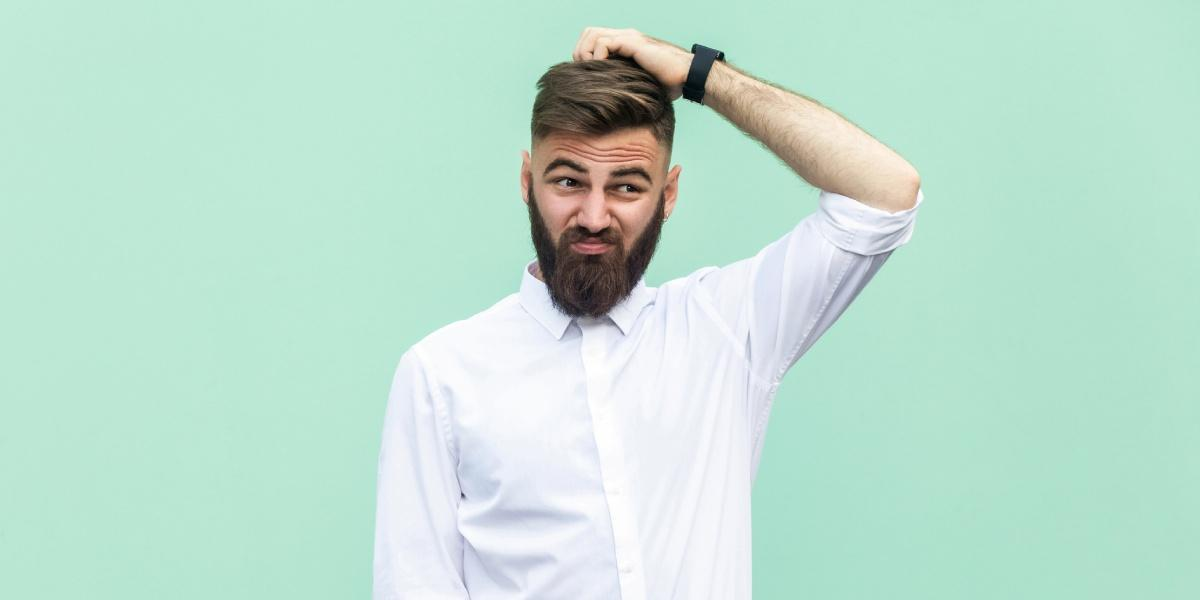 Los peligros de tener barba con el brote del Coronavirus, según estudio