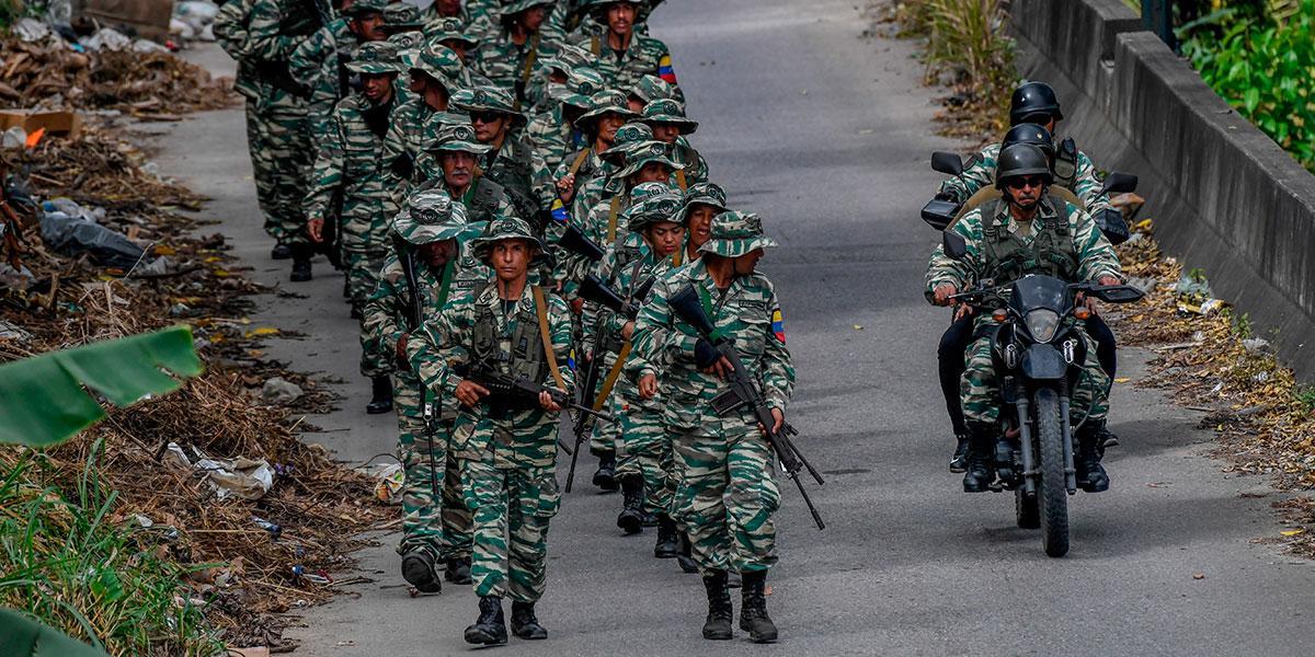 ONU ve indicios de que narcotráfico ha infiltrado las FF.AA. de Venezuela