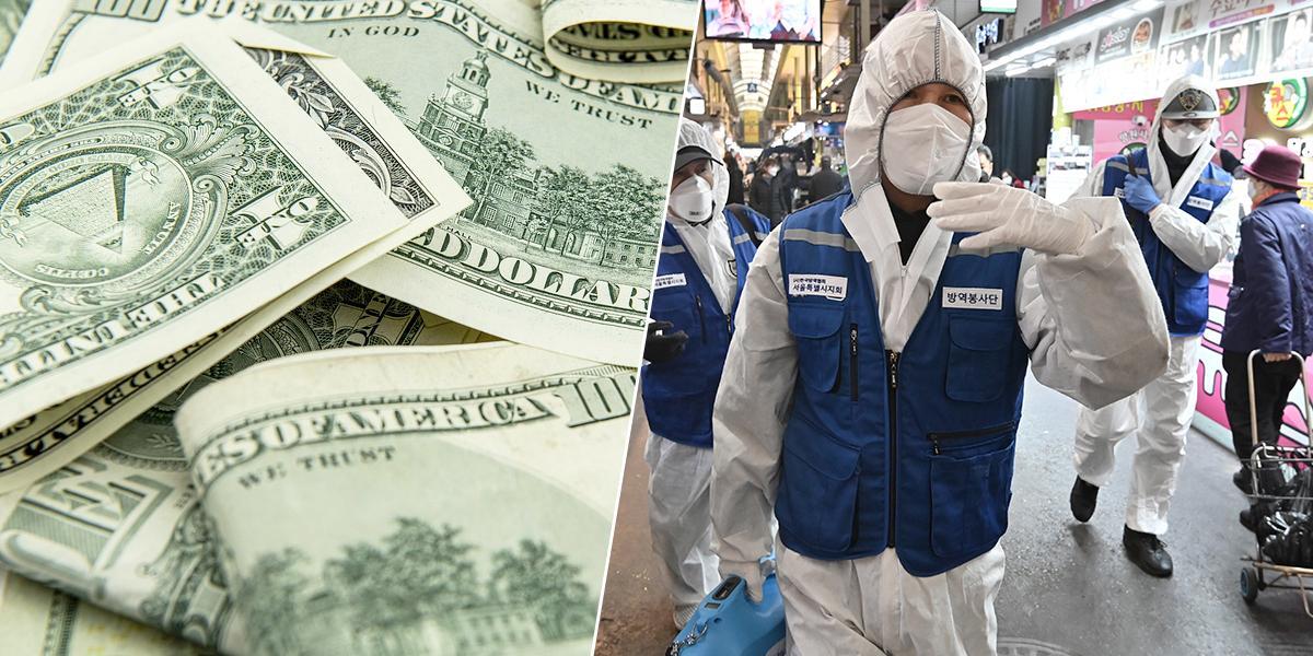 Brasil inyectará unos 29 mil millones de dólares en su economía para enfrentar el coronavirus