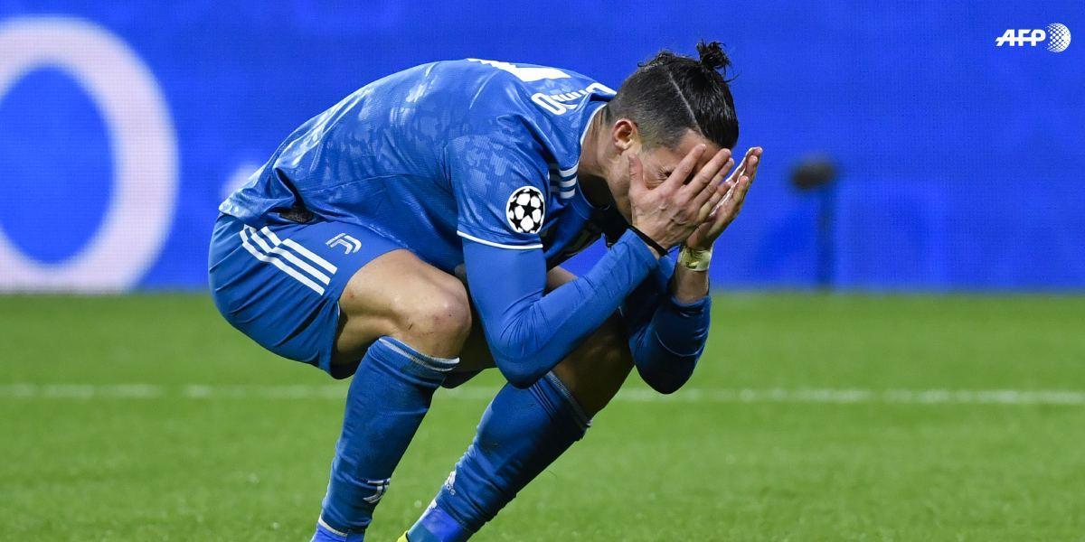El empujón de Cristiano Ronaldo a mujer que le pedía un abrazo