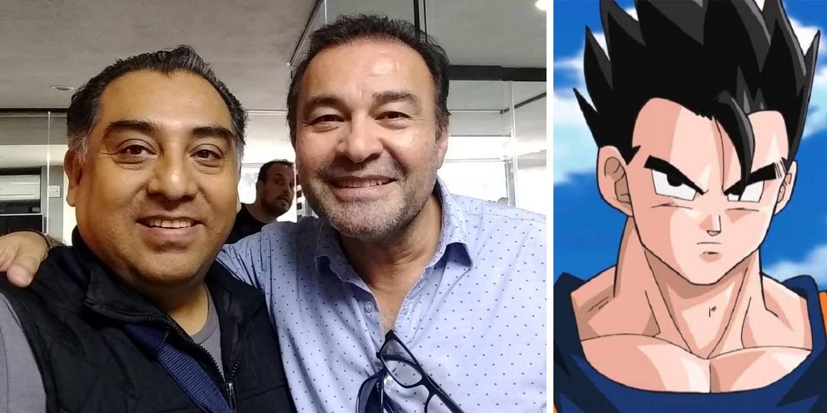 Fallece Luis Alfonso Mendoza, la voz de doblaje de Gohan