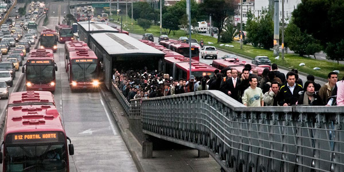 ¡Tenga en cuenta! Desde este lunes aumenta el pasaje de TransMilenio y Sitp
