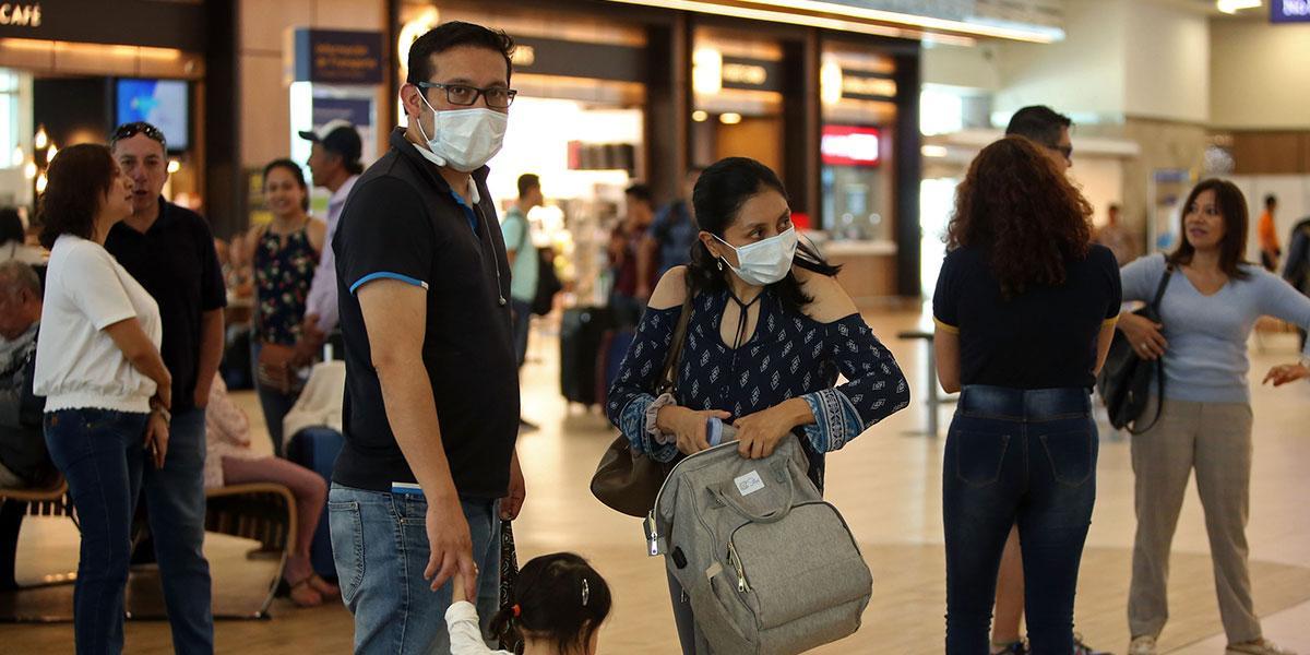 Boletín #4: 608 contagiados, seis muertos y 10 recuperados por coronavirus