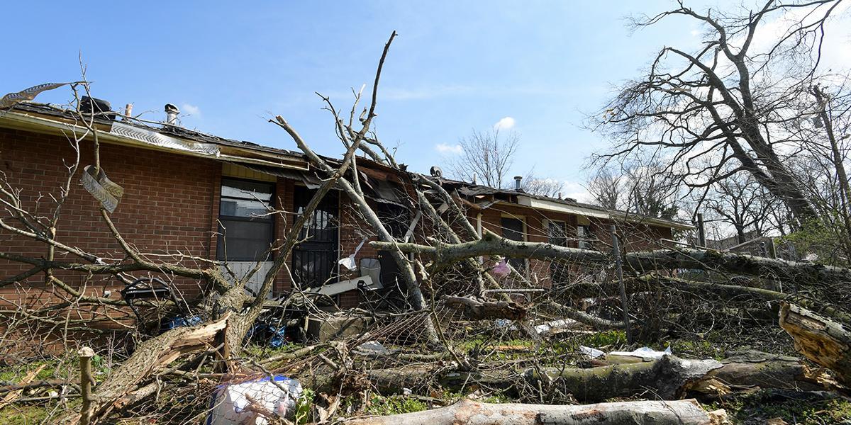 Al menos 25 muertos por tornados en Tennessee, Estados Unidos