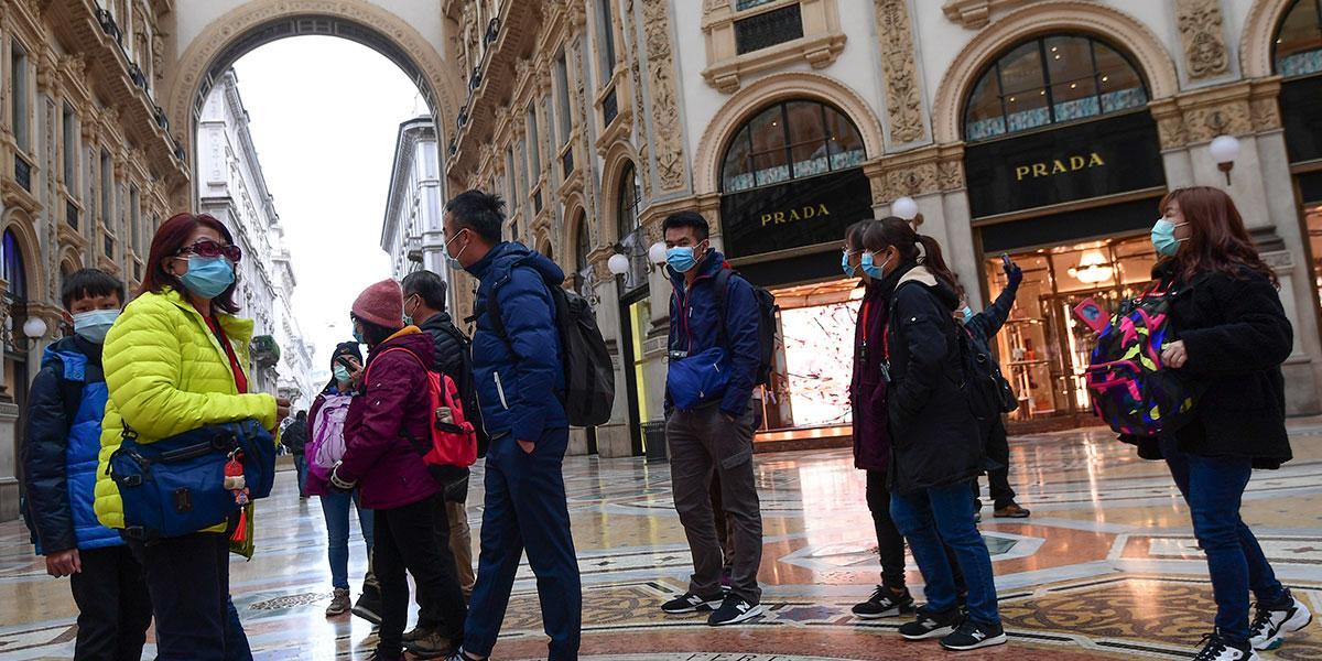 Italia cierra escuelas y universidades hasta mediados de marzo por coronavirus