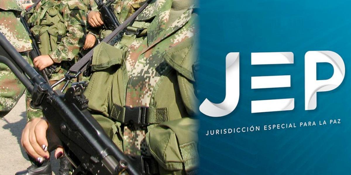 Militares retirados rechazan decisión de la JEP sobre atentado