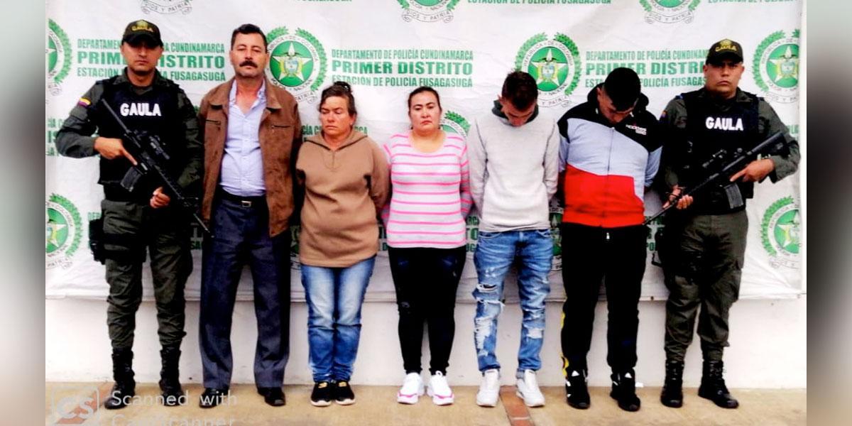 """Capturado el exalcalde de Venecia, Cundinamarca por presunta vinculación con la banda delincuencial """"Los Panchines"""""""