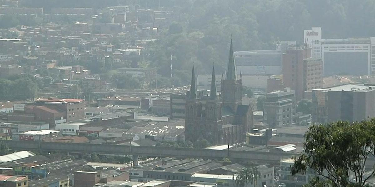 Estado de emergencia en Medellín por mala calidad del aire