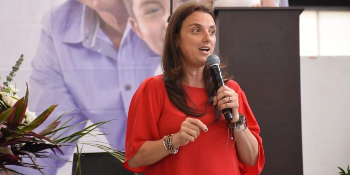 Karen Abudinen, la mujer que dirige la Asamblea del BID