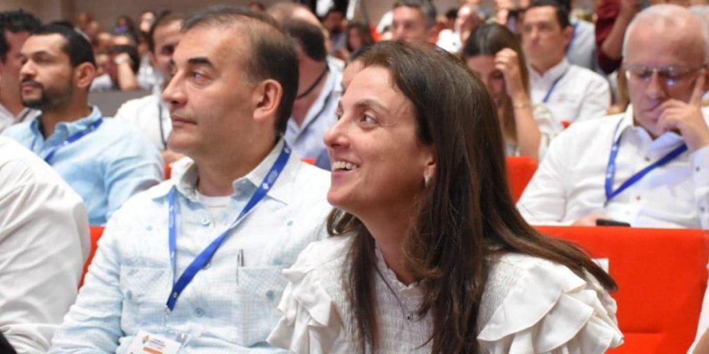 Karen Abudinen, la barranquillera que dirige la Asamblea del BID