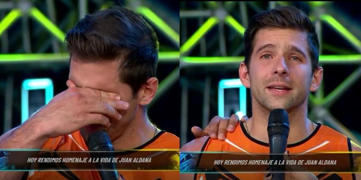 ¡Ricki y Juan Aldana!