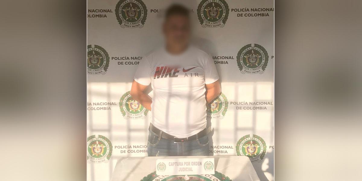 Capturado en Medellín fletero y cabecilla de una banda criminal