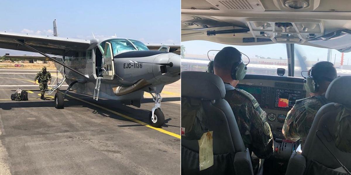 Procuraduría abrió investigación por permiso para volar a 'Ñeñe' Hernández en aeronave del Ejército