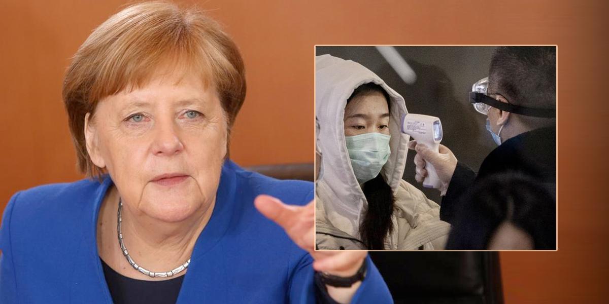 Hasta un 70% de los alemanes se infectará con el coronavirus: Angela Merkel