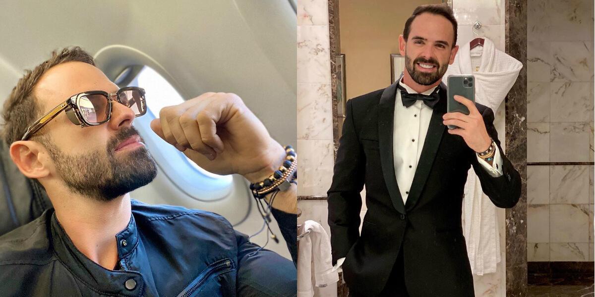 El ex de Lina Tejeiro, Norman Capuozzo, reveló cuál es su verdadera relación con la mamá de la actriz
