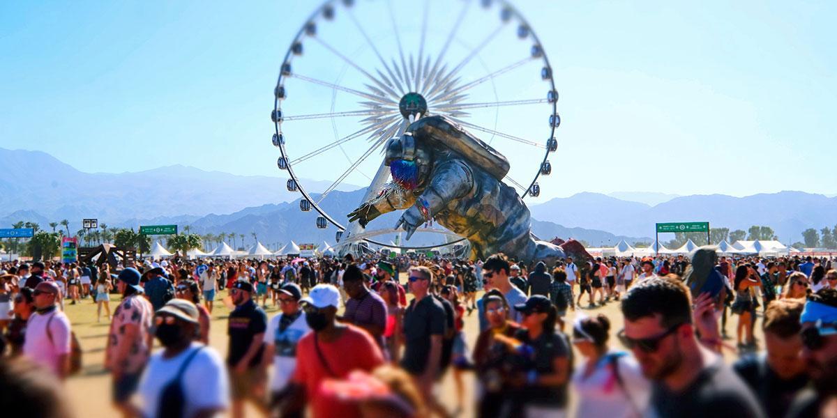 Aplazan festival de música Coachella hasta octubre por el coronavirus