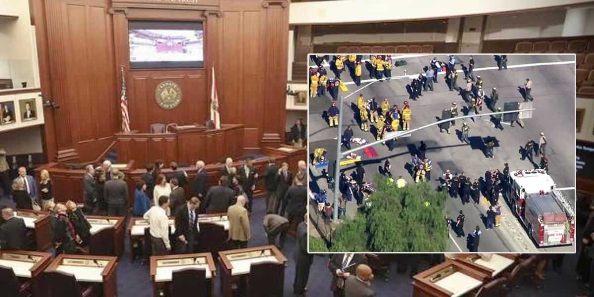 Congreso de Florida aprueba ley para activar alertas de tiroteos en escuelas