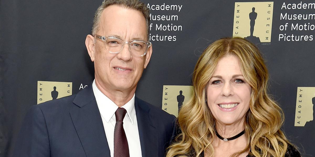 Tom Hanks y su esposa anuncian que contrajeron el coronavirus