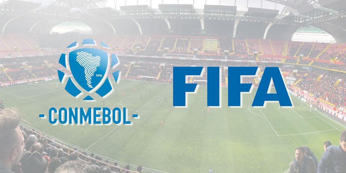 Conmebol pide a la FIFA posponer el inicio de eliminatorias sudamericanas