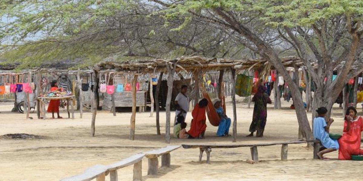Fuerzas Militares colombianas y de EE. UU. apoyan comunidades de La Guajira