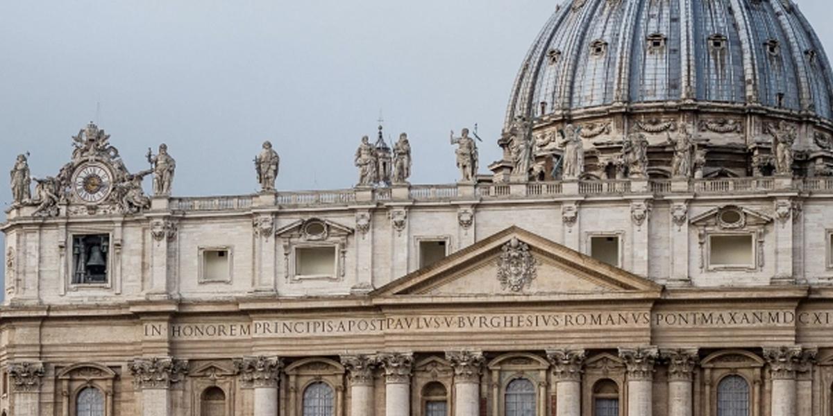 Iglesias de Roma estarán cerradas hasta el 3 de abril