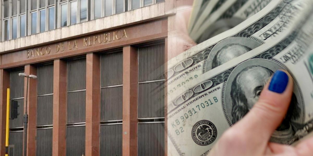 Banco de la República adopta medidas extraordinarias por fuerte alza del dólar