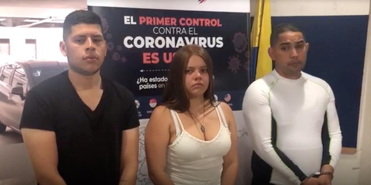 Desarticulan presunta red de espionaje en Bogotá