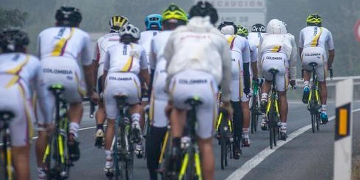 Calendario de ciclismo colombiano, suspendido hasta el 30 de mayo