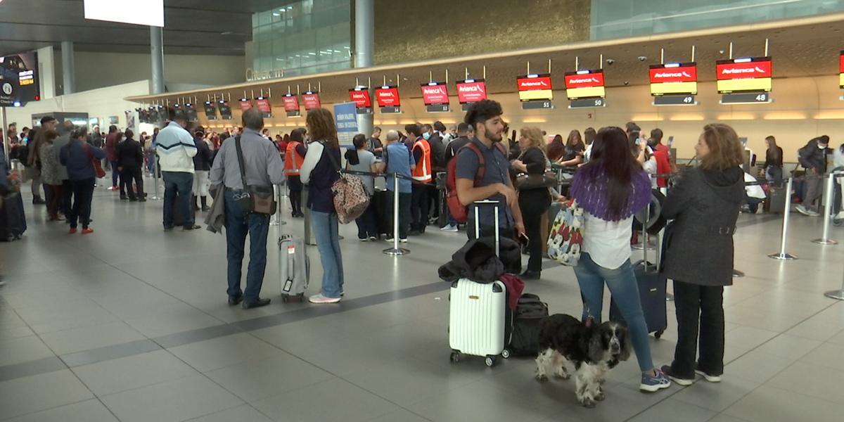Avianca anuncia reducción temporal de su capacidad entre el 30 y 40 %