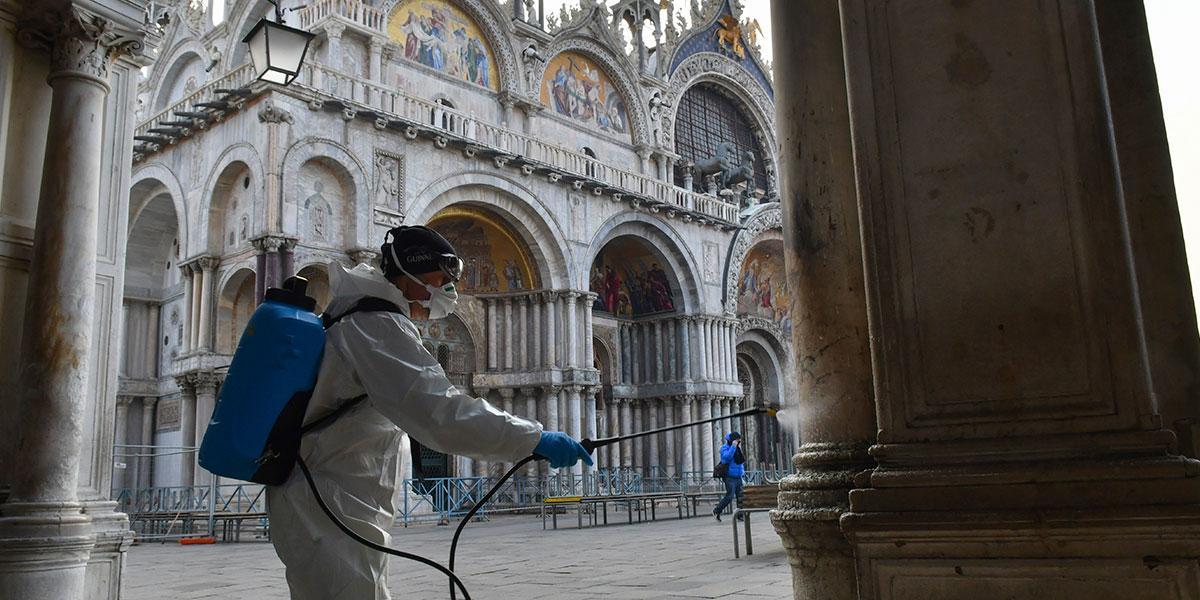 Europa es «el nuevo epicentro» de la pandemia: OMS