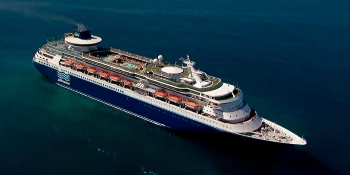 Esperan en Cartagena crucero con mil colombianos que serán examinados por coronavirus