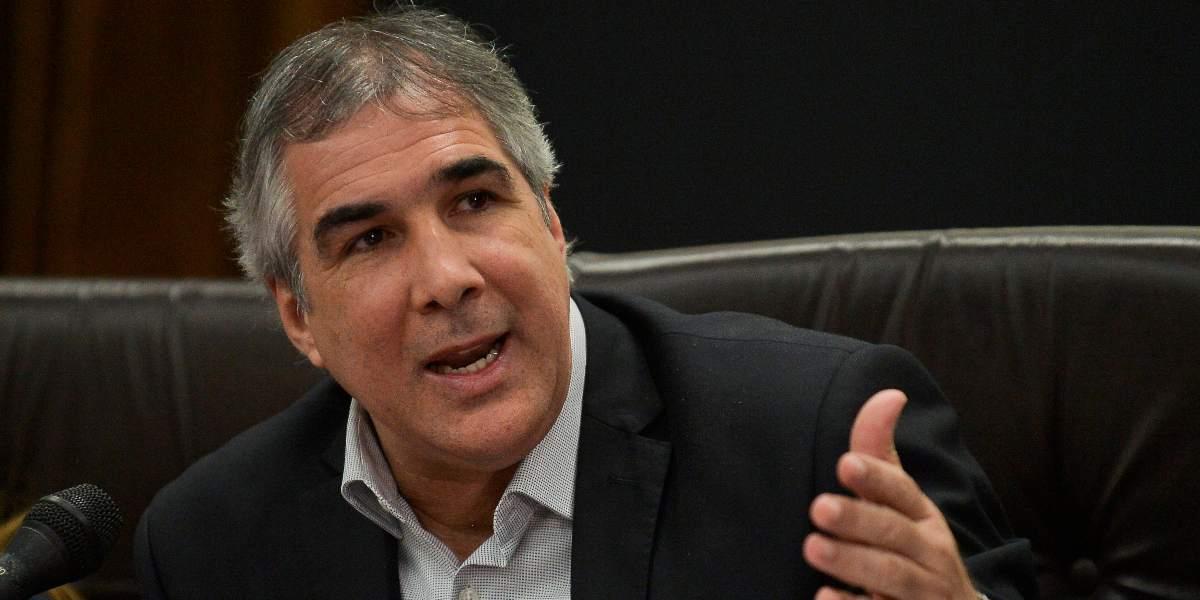Eduardo Martínez, presidente del grupo industrial estatal BioCubaFarma