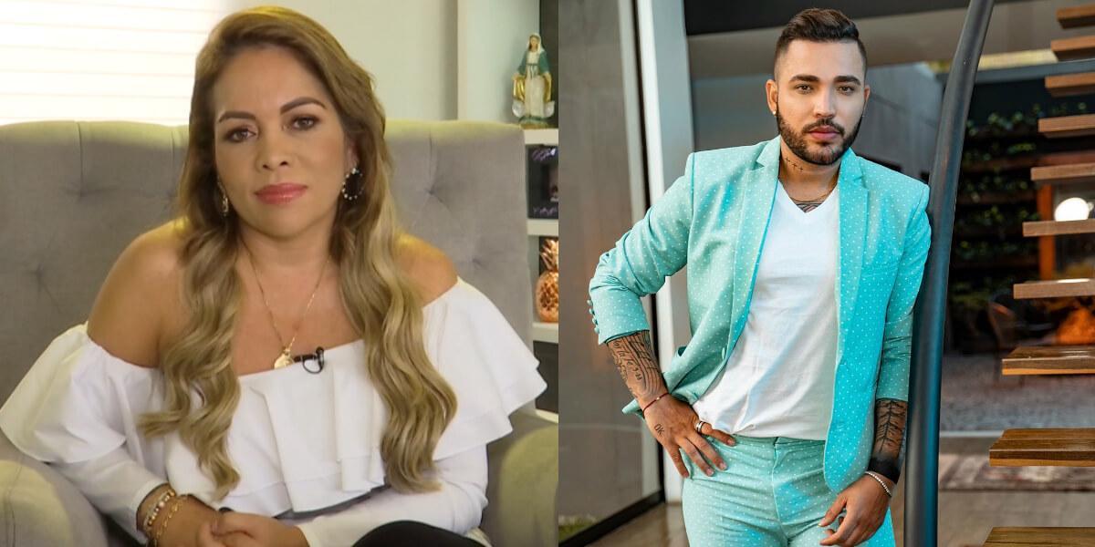 Sí, Jessi Uribe le fue infiel a Sandra Barrios con Paola Jara, su exmujer revela cómo los descubrió