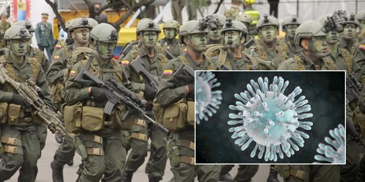 Fuerzas Militares suspenden viajes al exterior para evitar coronavirus