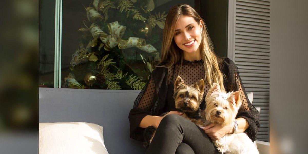 Lina Cardona anuncia que está embarazada con tierna foto